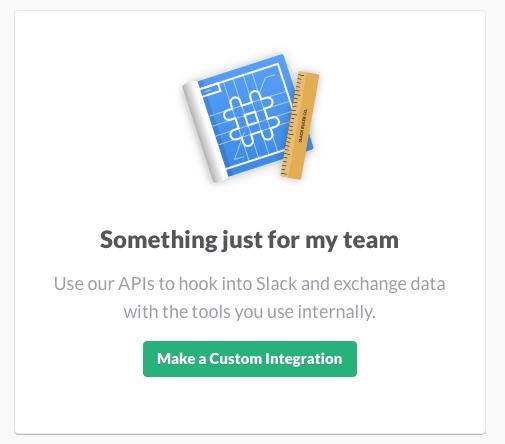 Custom integration